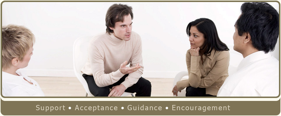 Support Acceptance Guidance Encouragement